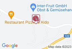 Pizzeria Aldo - Karte