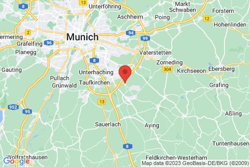 Karte Hohenbrunn
