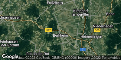 Google Map of Berkheim