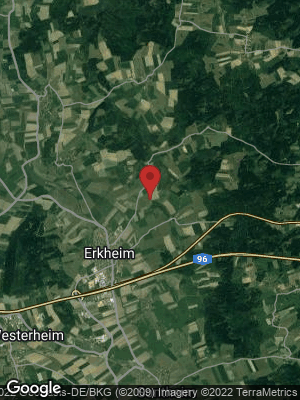 Google Map of Erkheim