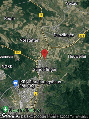 Google Map of Gundelfingen