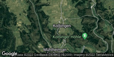 Google Map of Kolbingen