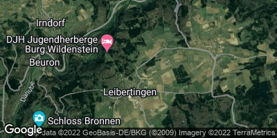 Google Map of Leibertingen