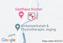 Mostheuriger Sagmeister - Karte