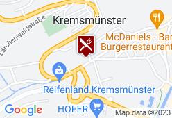 Gasthaus Adler - Karte