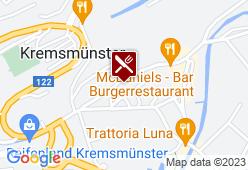 Gasthaus Hüthmayr - das Gasthaus mit Pfiff! - Karte