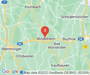 Karte für Allgäu-eTours