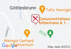 Bittermann Vinarium - Karte