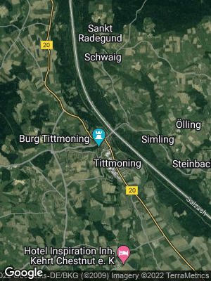 Google Map of Tittmoning