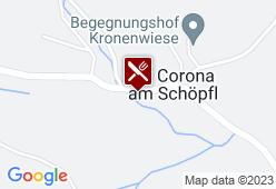 Gasthof St. Corona am Schöpfl - Karte