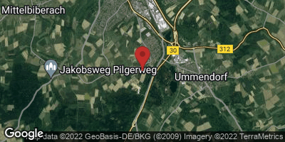 Google Map of Rißegg
