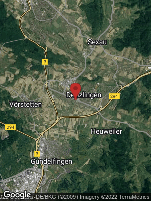Google Map of Denzlingen