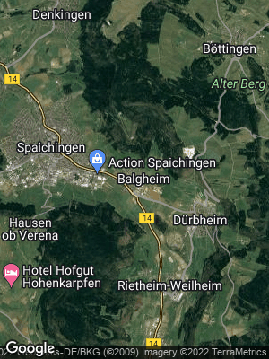 Google Map of Balgheim