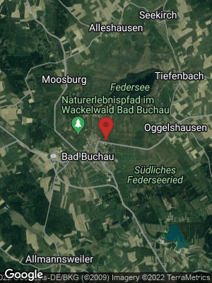 Google Map of Bad Buchau