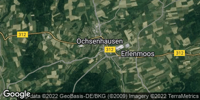 Google Map of Ochsenhausen