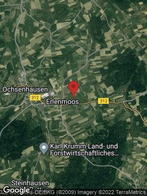 Google Map of Erlenmoos