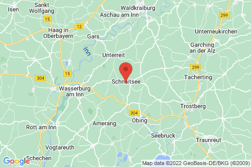 Karte Schnaitsee