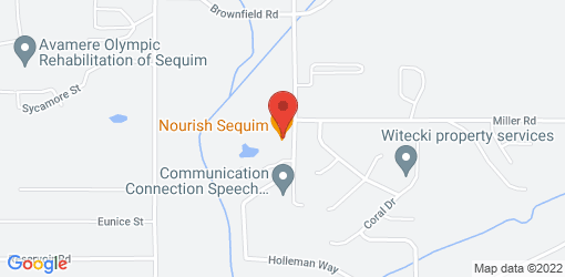 Directions to Nourish Sequim