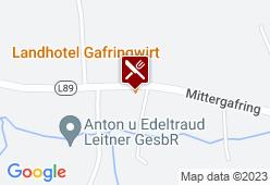 Gafringwirt - Landhotel im Mostviertel - Karte