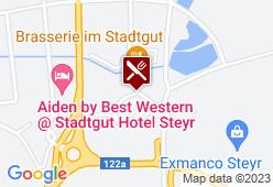 Stadtgut Café - Karte