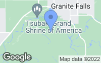 Map of Granite Falls, WA