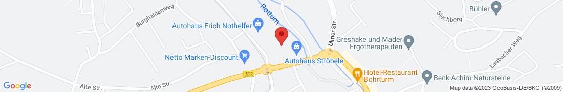 BayWa AG Ochsenhausen Anfahrt