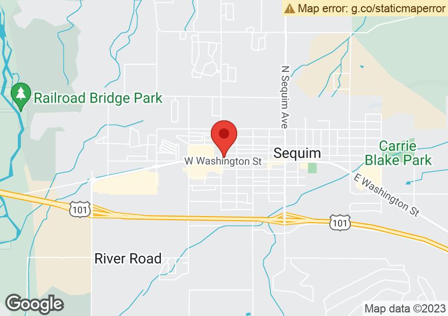 Google Map of 490 W WASHINGTON ST