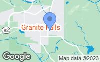 Map of Granite Falls, WA
