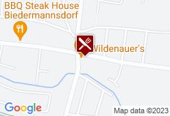 Gasthof Pension Wildenauer - Karte