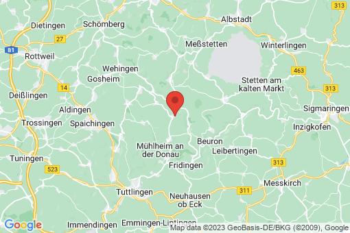 Karte Renquishausen