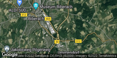 Google Map of Hagenbuch