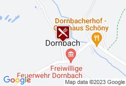 Dornbacherhof - Gasthaus Schöny - Karte