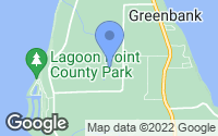 Map of Greenbank, WA