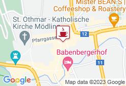 Schrannenbeisl - Karte