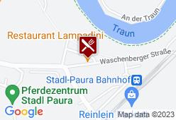 Pizzeria Lampadini - Karte