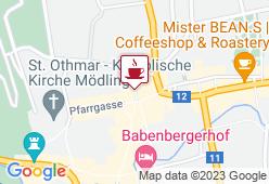 Café Posthof - Karte