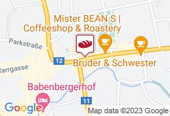 KOLM - Die Bäckerei - Karte