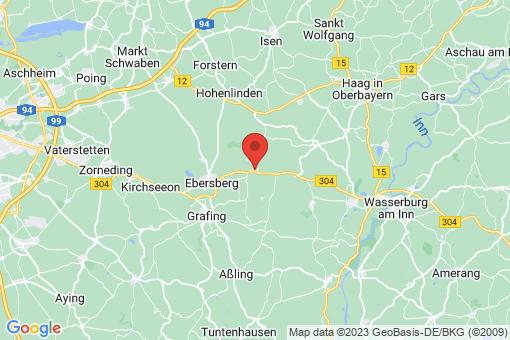 Karte Steinhöring