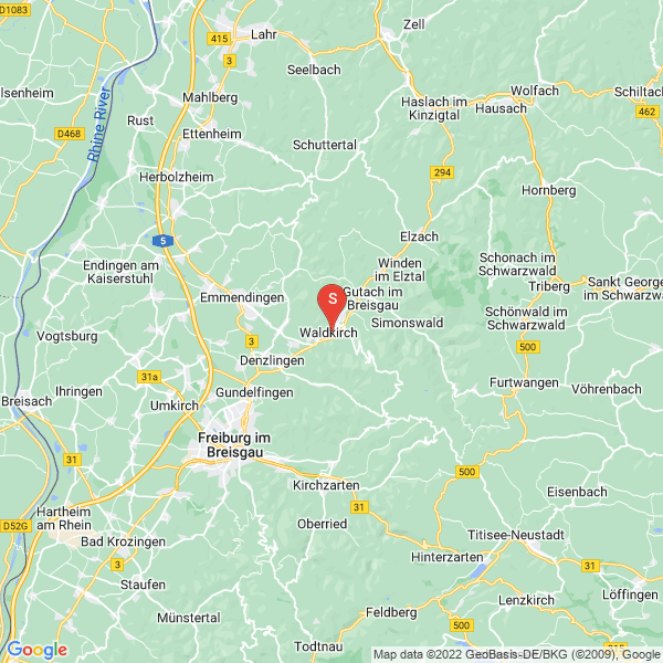 Schwarzwaldzoo Waldkirch