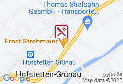 "Strohmaier ""Zur Linde"" - Karte"