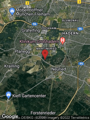 Google Map of Gräfelfing