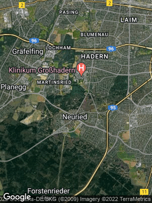 Google Map of Neuried