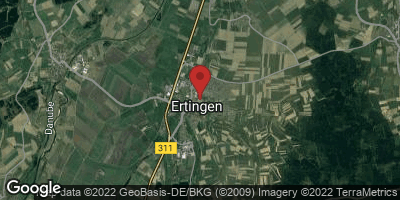 Google Map of Ertingen