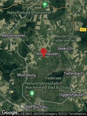Google Map of Alleshausen