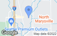 Map of Marysville, WA