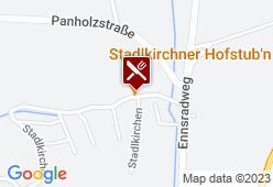 Stadlkirchner Hofstub'n - Karte