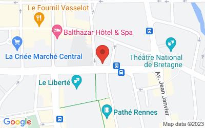 4 Boulevard de la Liberté, 35000 Rennes, France