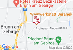 Weinwerkstatt Beranek - Karte