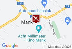 Wirtshaus Beringer - Karte