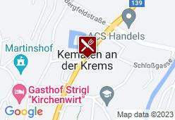 Landhotel Schicklberg - Karte